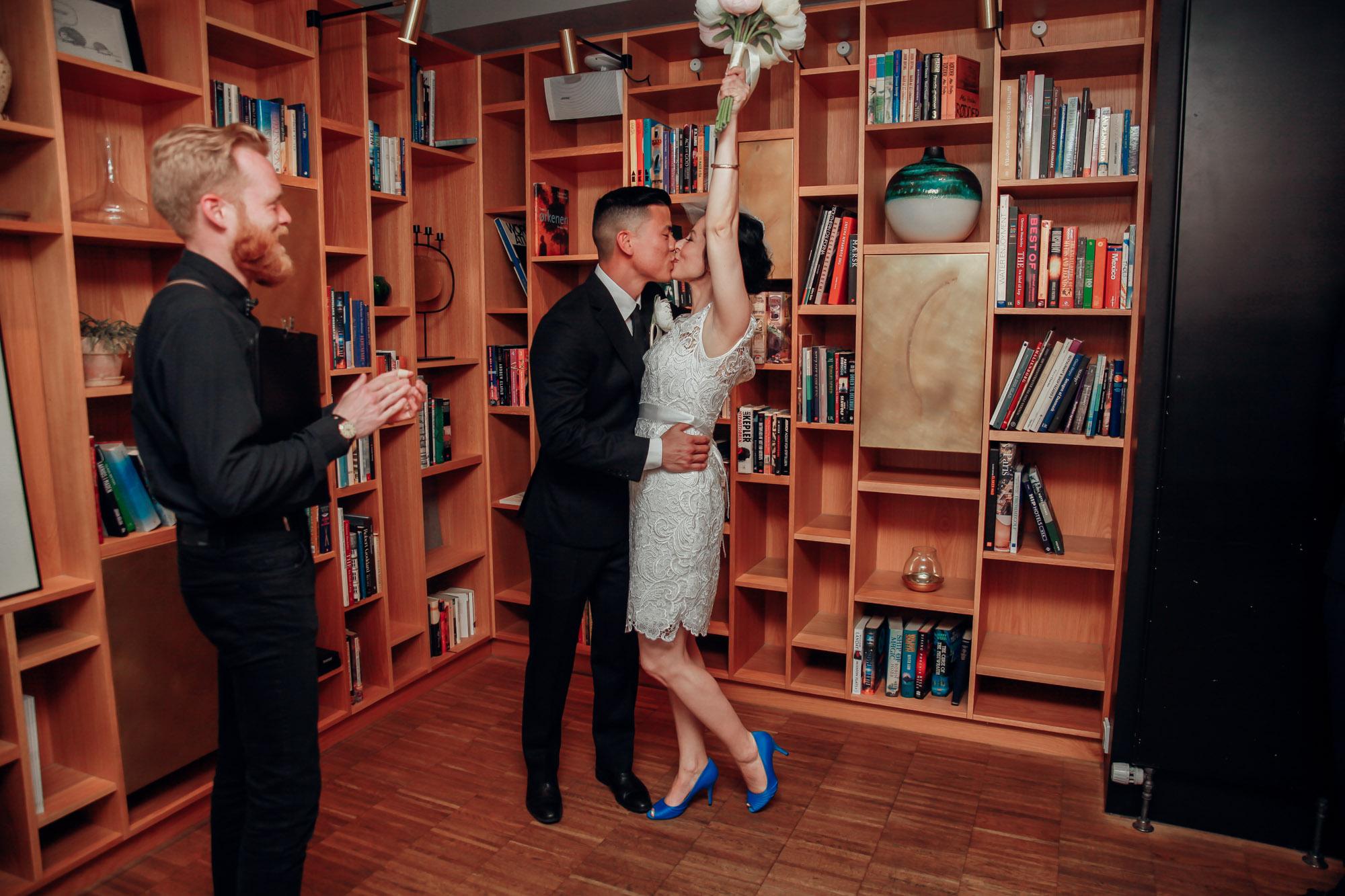 Copenhagen wedding photographer, City Hall wedding  (38 of 43)