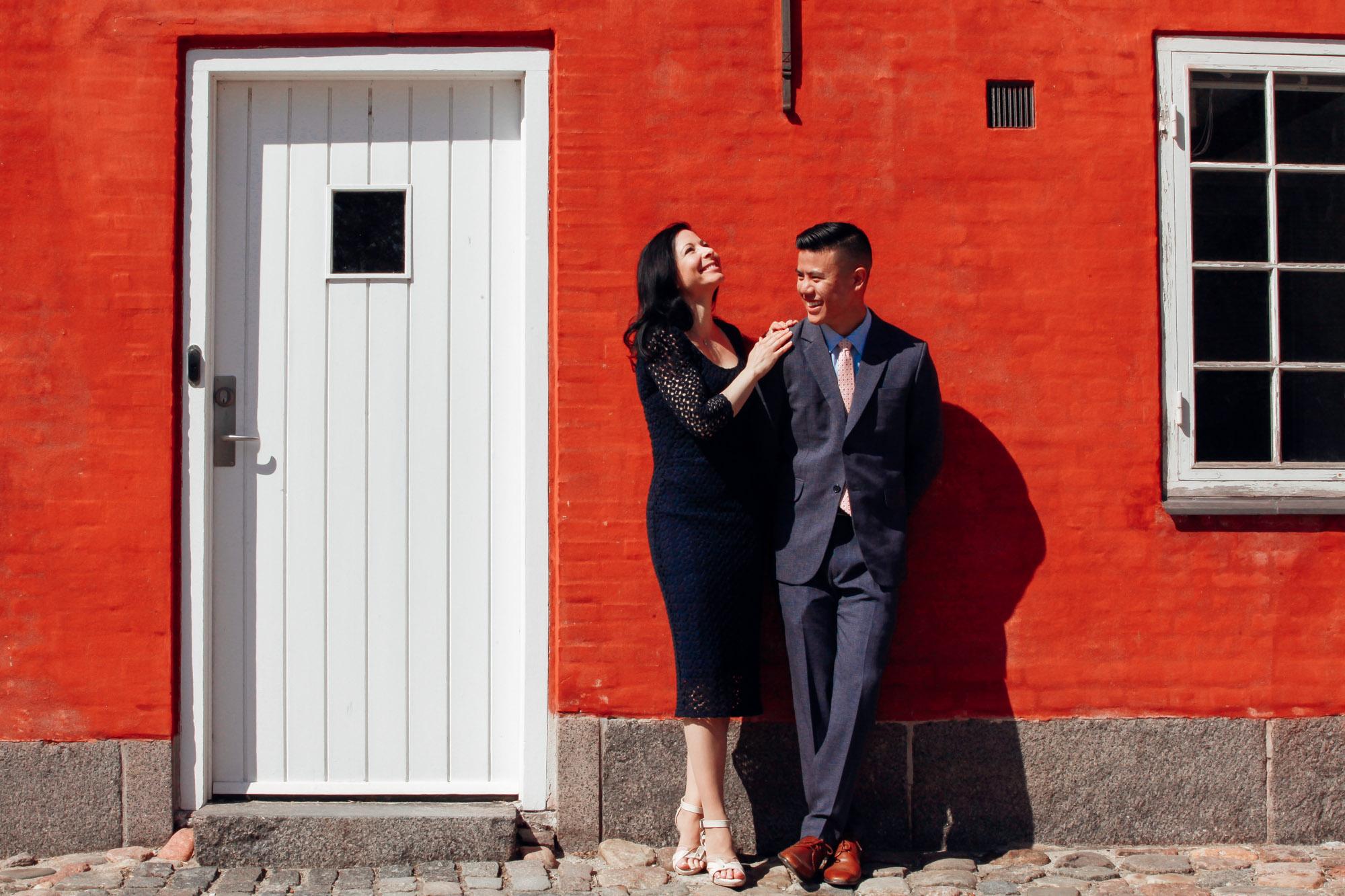 Copenhagen wedding photographer, City Hall wedding  (8 of 43)